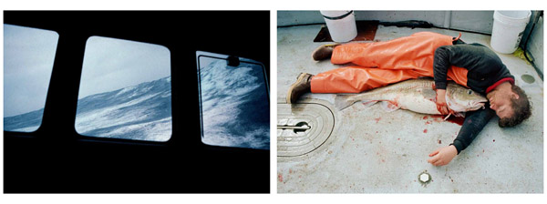 Corey Arnold Fish-Work: The Bering Sea  Nazraeli Press