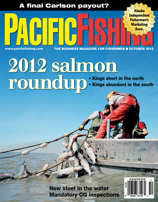 Corey 39 s fishing news commercial fishing in alaska and for Pacific fishing magazine