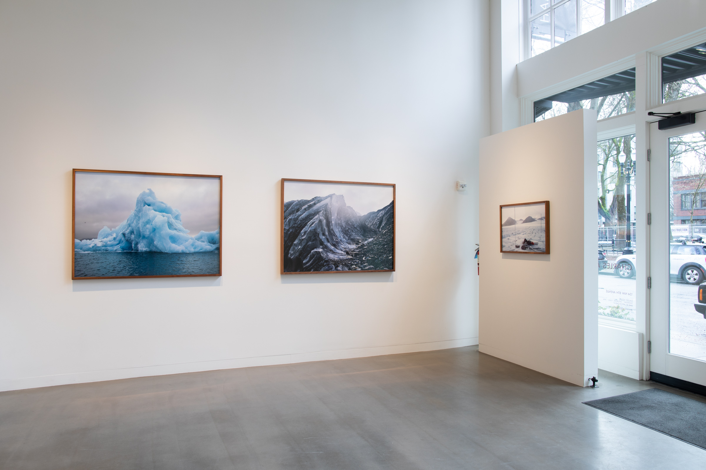 Corey Arnold, exhibition, hornsund, charles, hartman, fine art, photography, show, portland, project-pressure, project, pressure, climate, change, ice, glacier